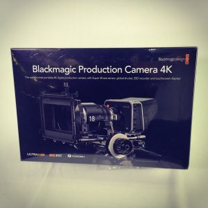 Blackmagic 4K Camera Box at Texas Media Systems