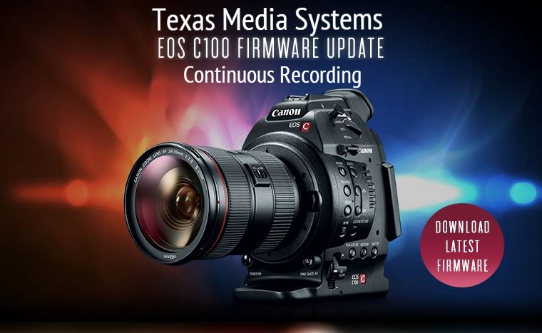 Firmware update for canon c100, c300, c500 | hawaii shoots.