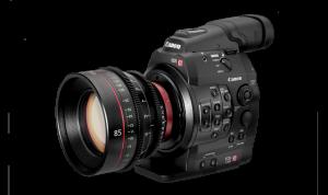Canon C300 Cameras