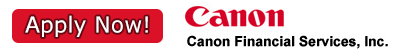 Canon Lease Application