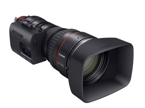 Canon CINE-SERVO 50-1000mm Zoom Lens