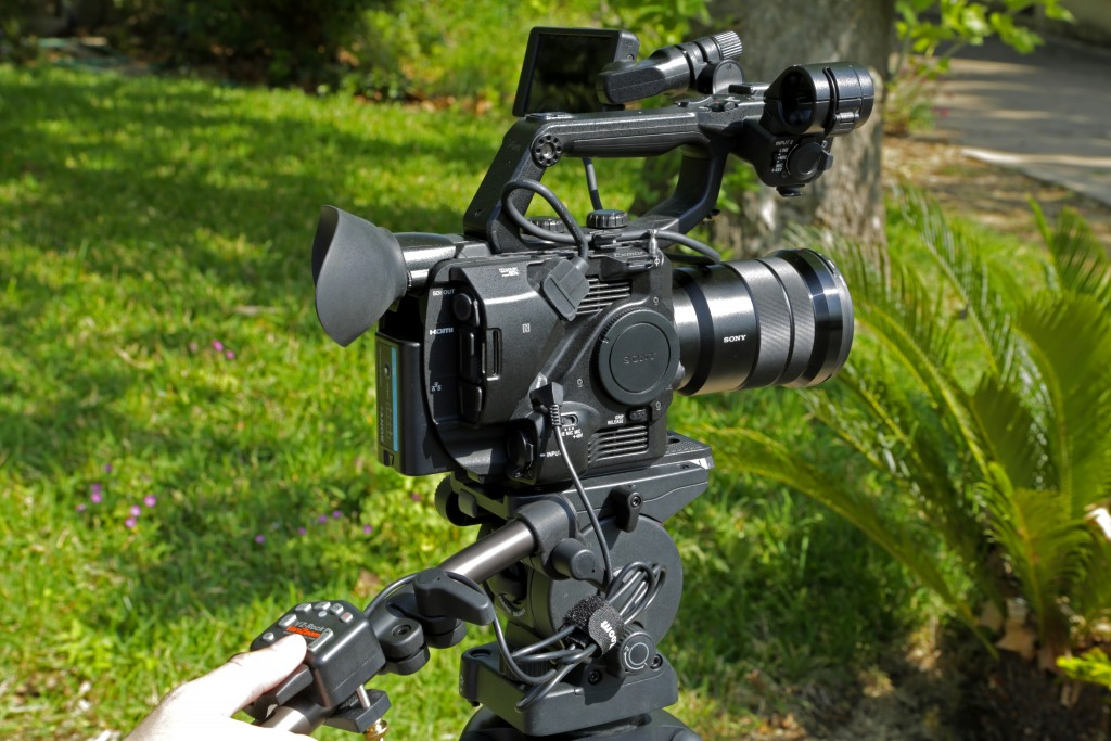 VZ-Rock LANC camera Lens