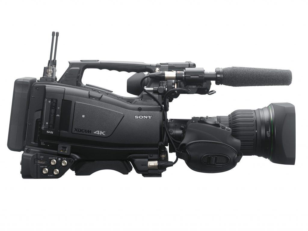 Sony 4K XDCAM PXW-Z450