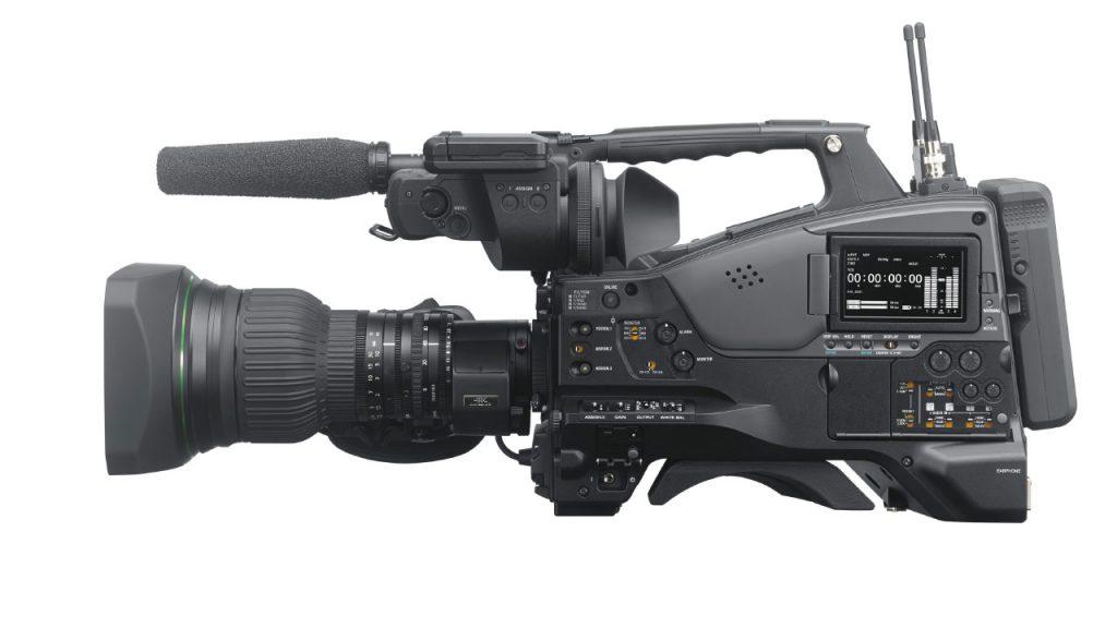 Sony 4K XDCAM PXW-Z450 Cameras