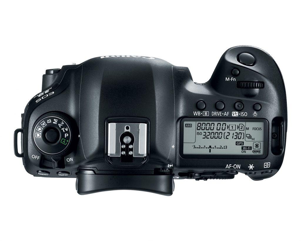 EOS 5D Mark IV DSLR Camera