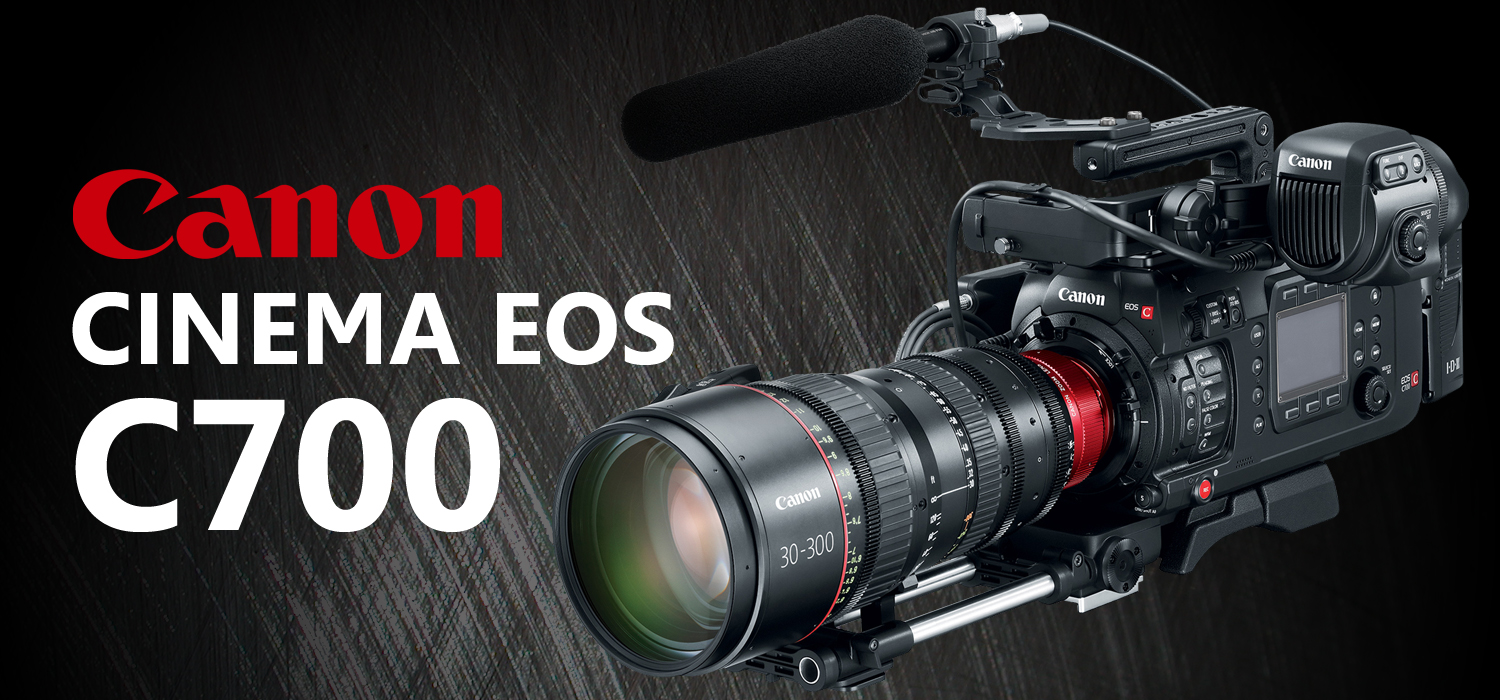 Canon EOS C700 Cinema Camera