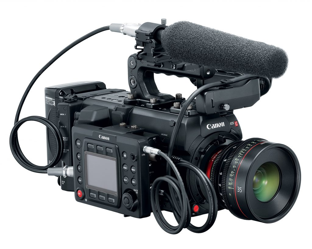 Canon EOS C700 Camera