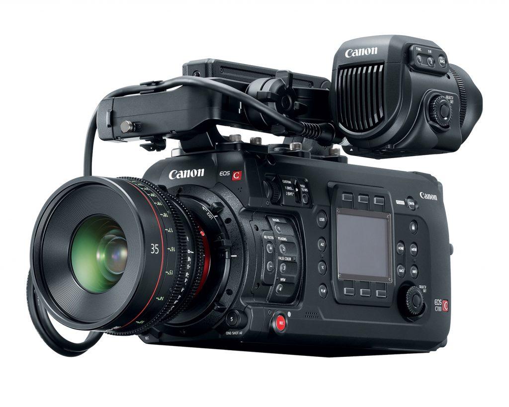 Canon EOS C700 CN E35 Camera