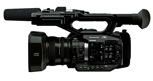 Panasonic Ag-UX90 4k UX Series Professional Camcorder