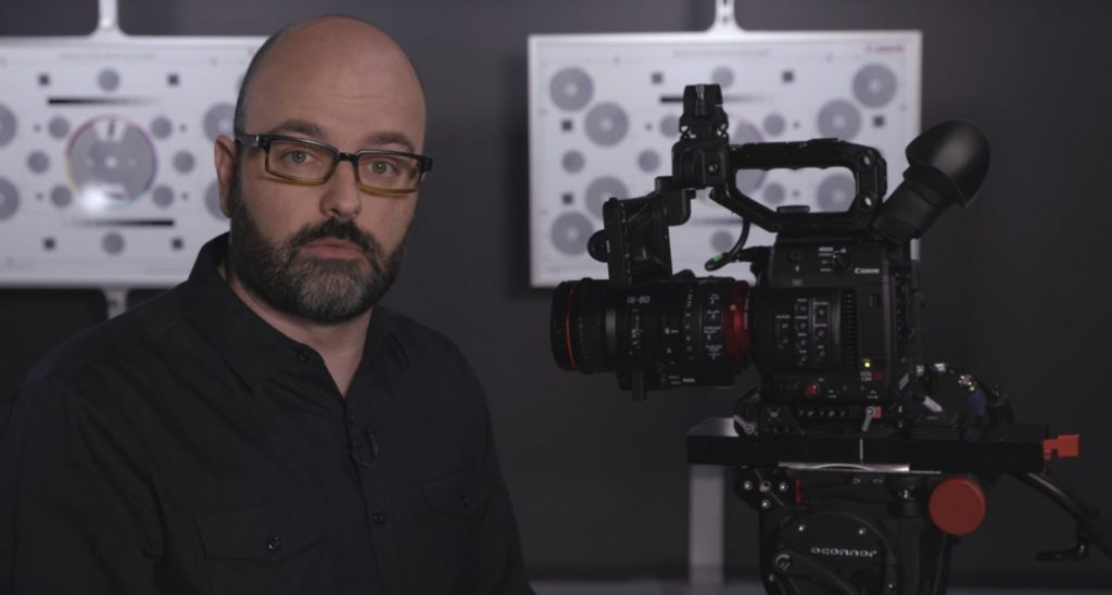 Jem Schofield Canon C200