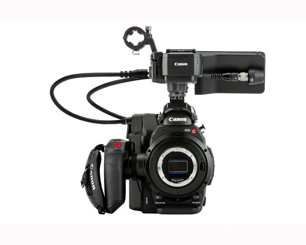 C300 Mark II Touch Auto Focus Kit