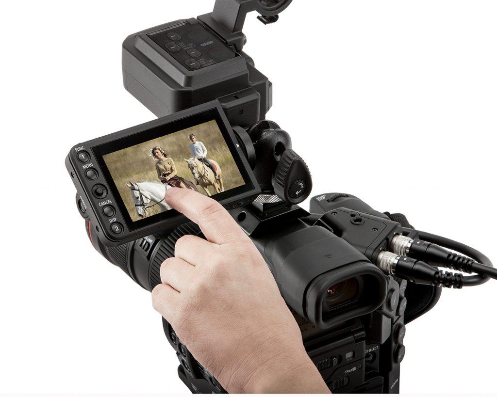 Canon C300 Mark II Touch Focus Kit! - Texas Media Systems